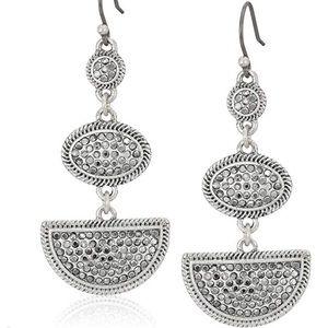 LUCKY Brand Silver Earrings